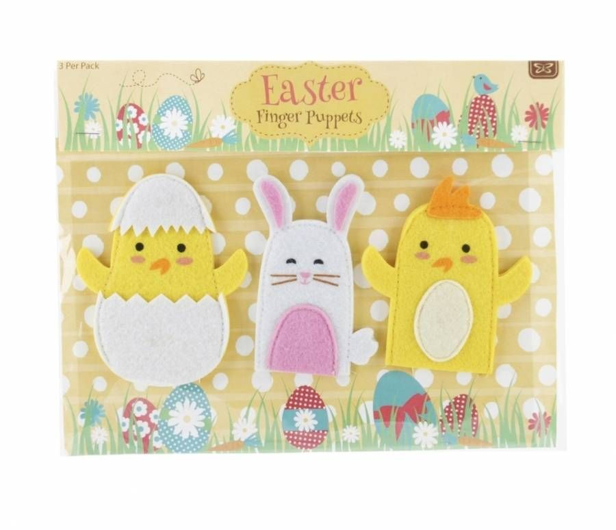 Easter finger puppets products finger puppets and fingers take a look at our top 10 non chocolate easter gifts some great inspiration for healthier gift options or for little ones who cant eat chocolate negle Images