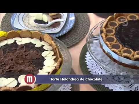 Torta holandesa de chocolate — Receitas
