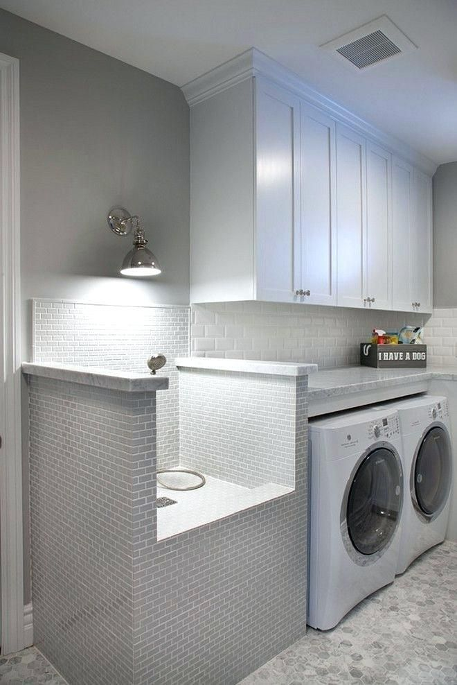 Pet Washing Station In The Laundry Room Laundry Design Ideas ...