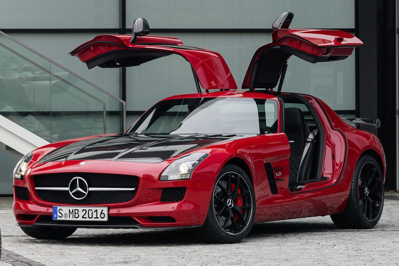 2014 Mercedes Benz Sls Amg Gt Final Edition Mercedes Benz Sls