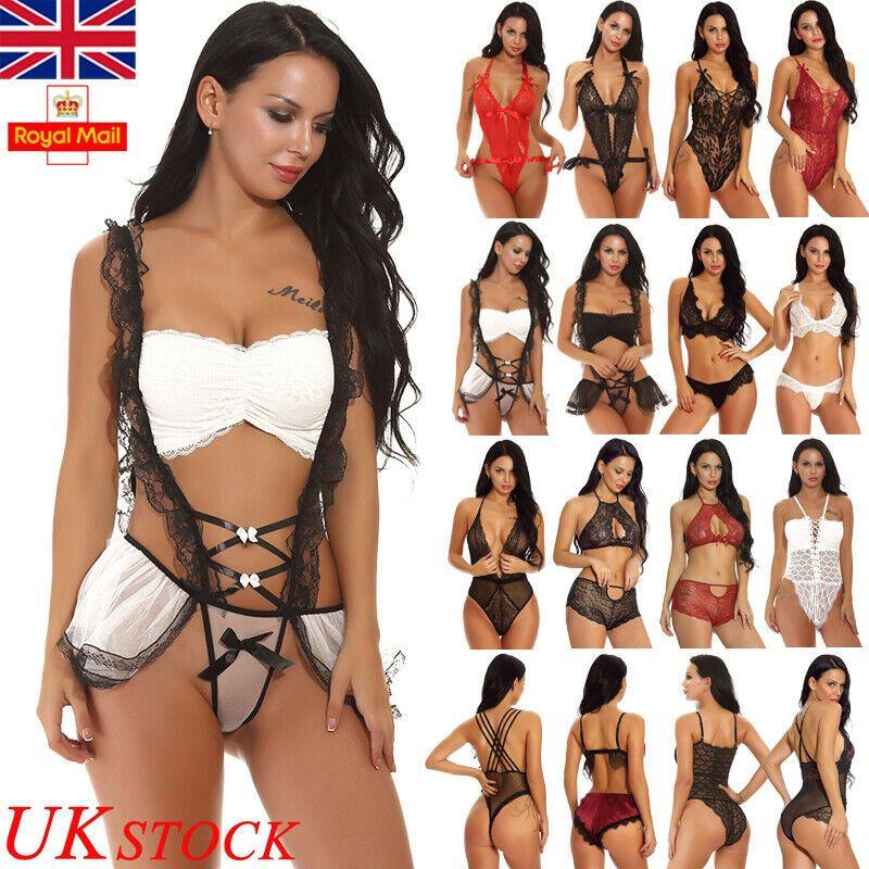 7418324e17fb Womens Sexy Sissy Babydoll G-String Night Lingerie Nightwear Underwear  Thongs#Babydoll#String#Sissy