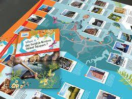 geopark map brochure에 대한 이미지 검색결과