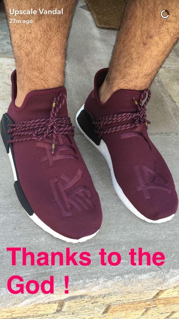 Alternative Pharrell x Adidas NMD s (No Human Race)  82eb8394a11be