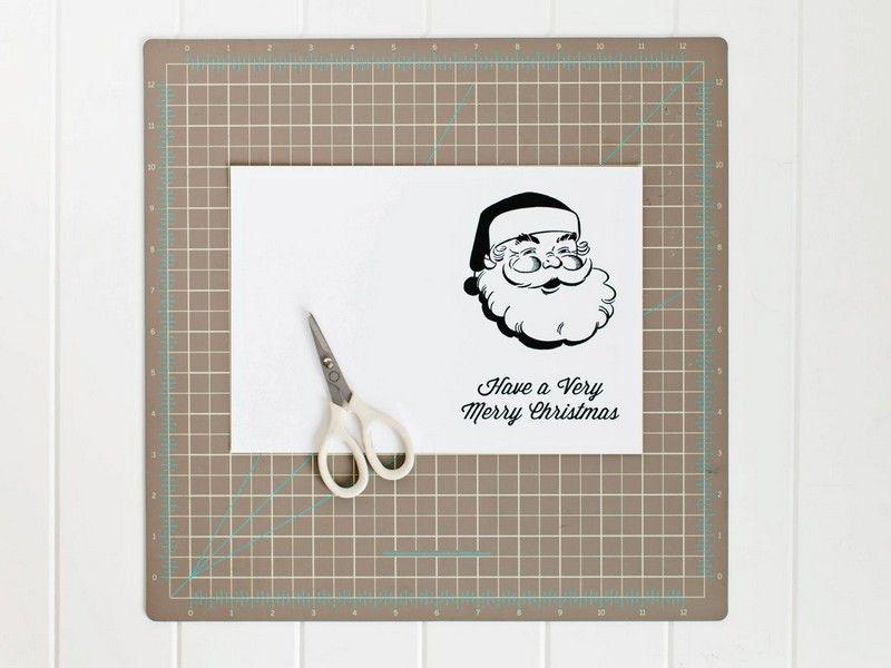 Weihnachtskarten basteln – DIY-Projekte mit Papier