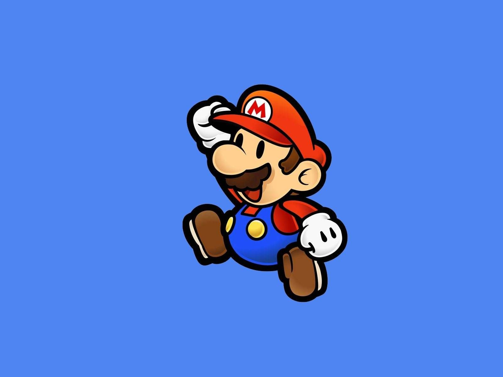 Desktop Wallpaper from Super Mario Games on the Wii 800×600 Mario ...