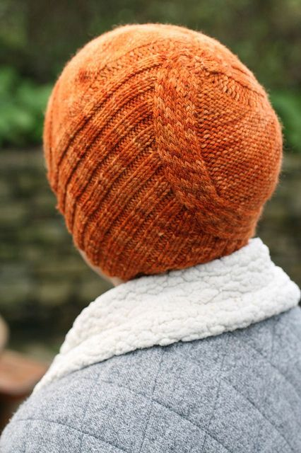 Buttercup Beret Knitting Pattern : Ravelry: Coriander Hat pattern by Carol Feller Knitting Pinterest Coria...