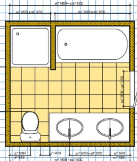 So Many Options For A Double Vanity Bathroom Layout Double Vanity Bathroom Bathroom Bath Remodel