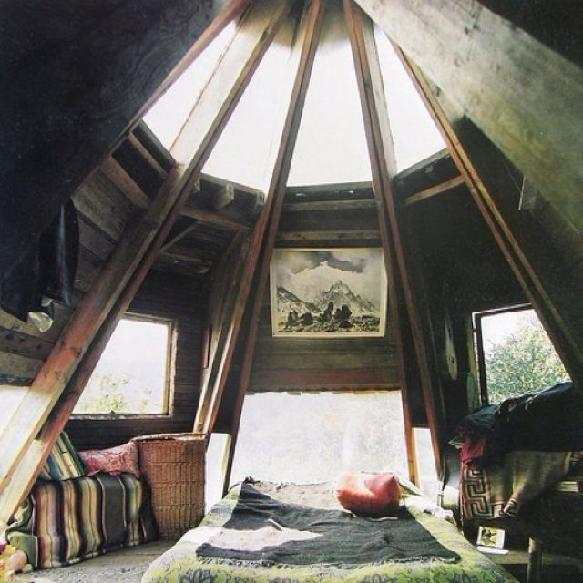 Tee Pee Sans Bugs House In The Woods My Dream Home Forest House