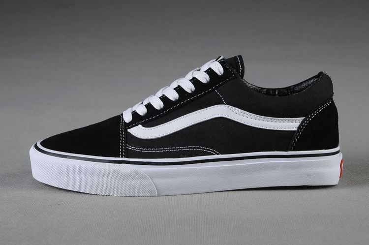 Vans Old Skool Classic Black White Original