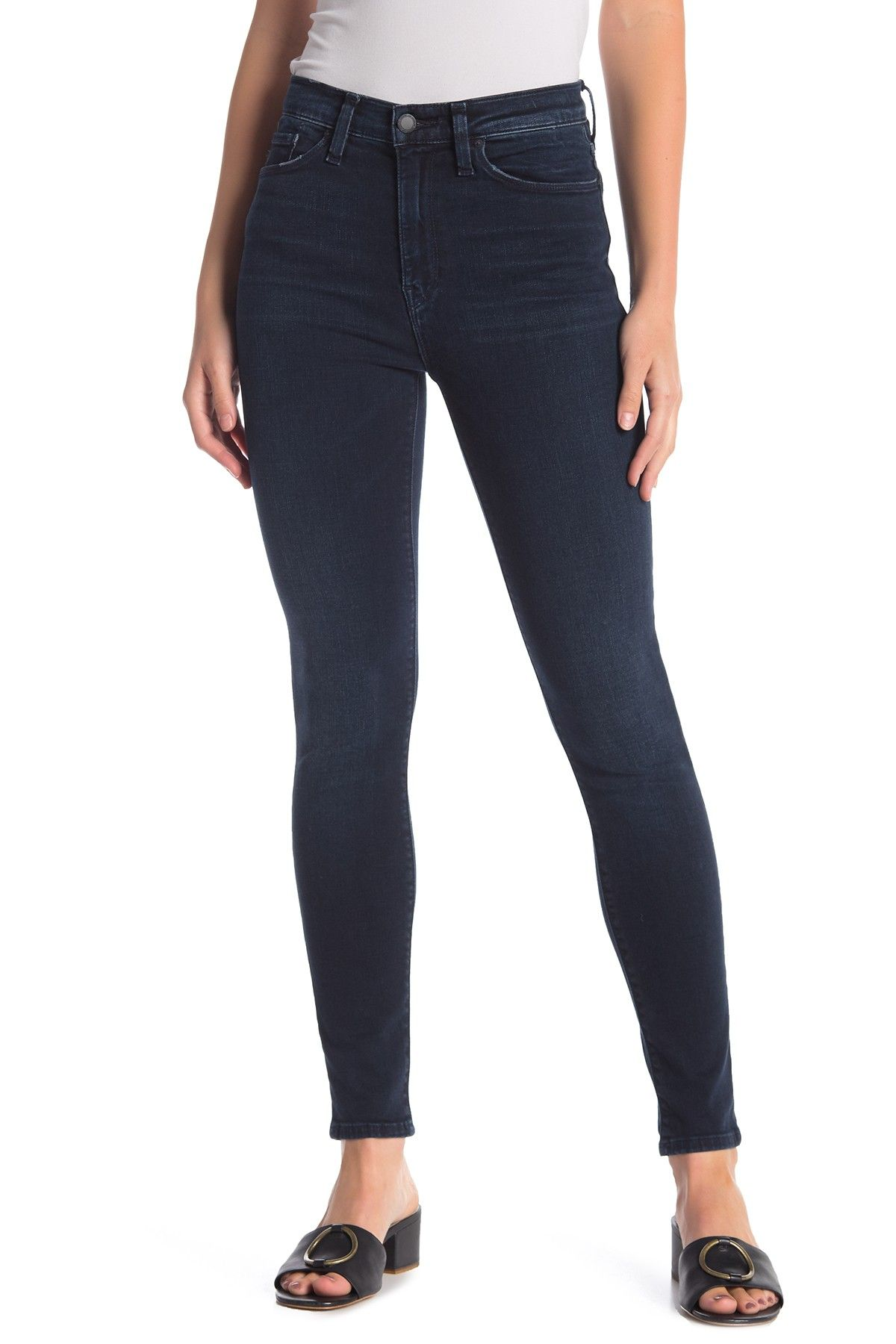 041f217156d HUDSON Jeans - Barbara High Waist Super Skinny Jeans is now 54% off. Free  Shipping on orders over $100.