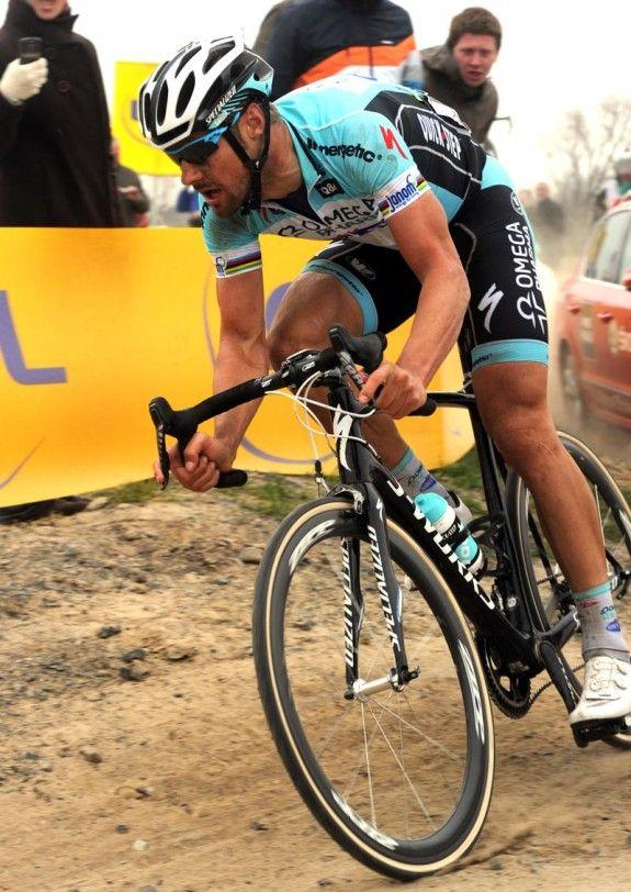 Paris-Roubaix 2012. 8 April 2012. By Graham Watson