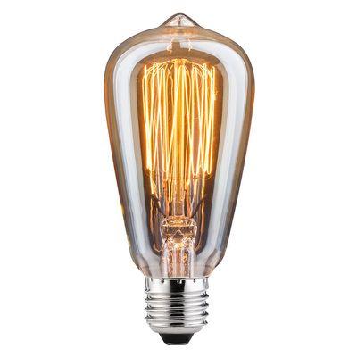 edison glühbirne retro style
