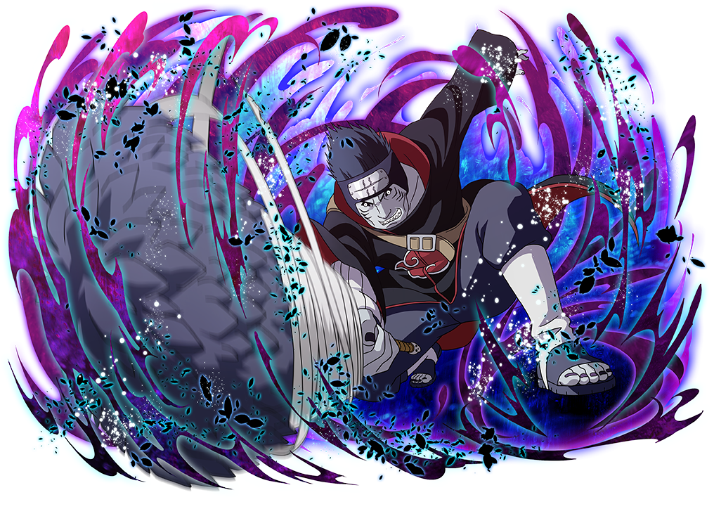 Kisame Akatsuki Render 7 Ultimate Ninja Blazing By Https Www Deviantart Com Maxiuchiha22 On Deviantart Naruto Art Anime Naruto Naruto
