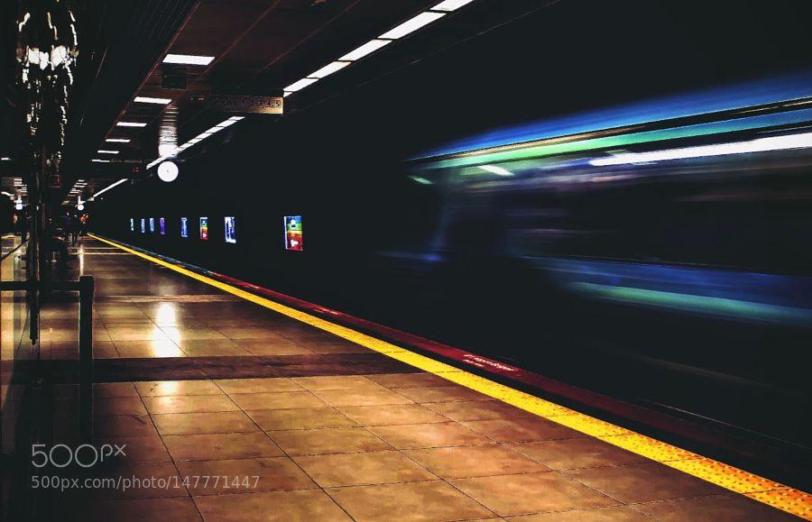 Metro by AHphotograpy. @go4fotos