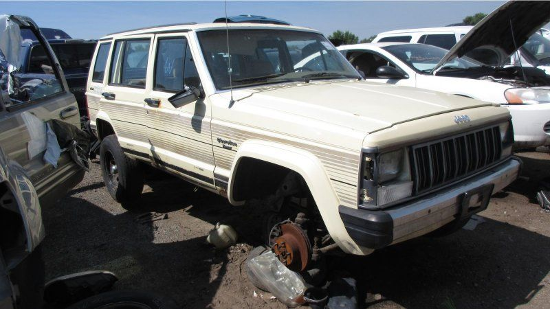 1983 Jeep Cherokee Sj Looks Like Just An Older Version Of My