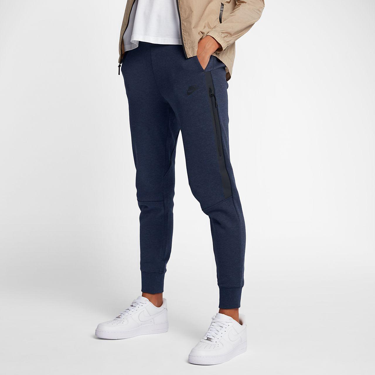 Nike sportswear tech fleece womens pants