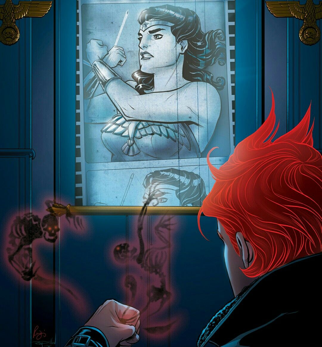 Wonder Woman Villain Ares Lieutenant The Duke Of Deception Wonder Woman Comic Wonder Woman Dc Comics