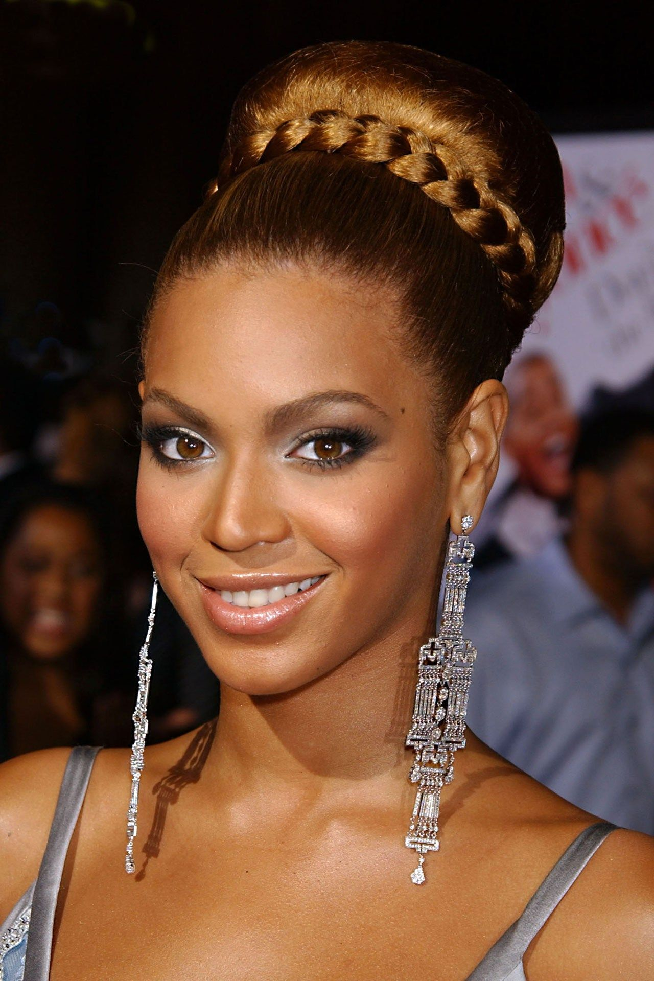 beyoncé: hair style file | cornrows and beehive
