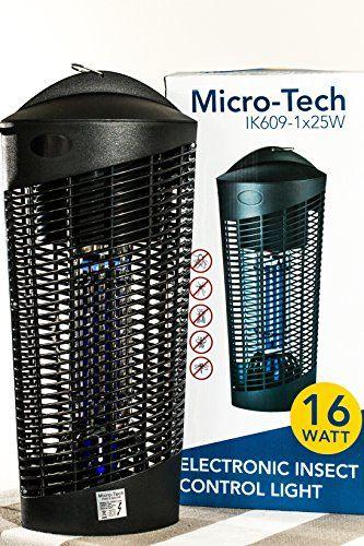 Outdoor & Indoor Insect Killer Zapper Waterproof – 25 Watt bulb