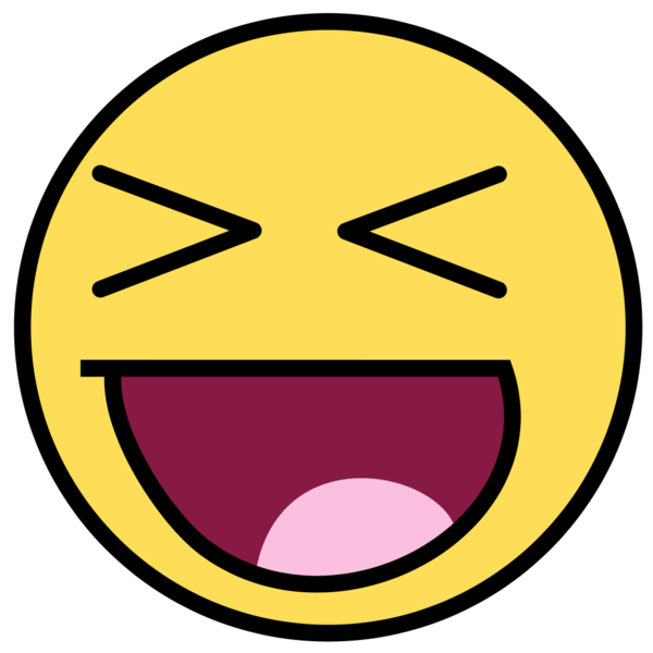 File Happy Smiley Face Png Funny Faces Funny Emoji Faces Laughing Face