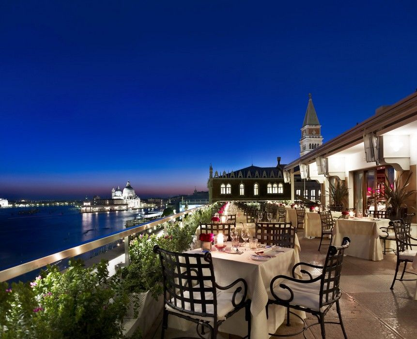 Restaurant terrazza danieli official website venice for Ristorante amo venezia