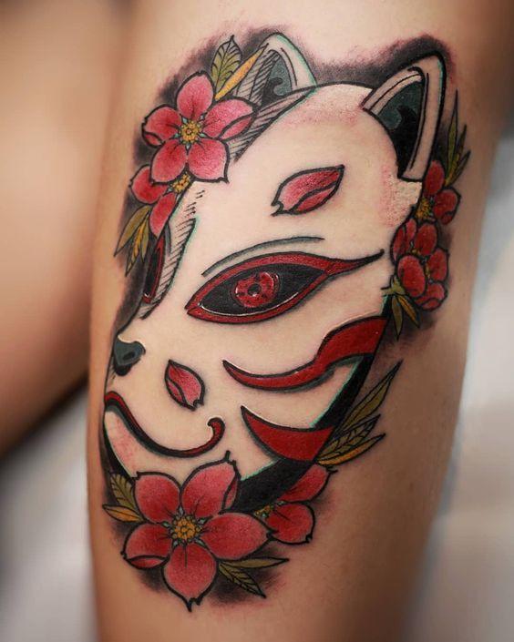 Kakashi Anbu Tattoo : kakashi, tattoo, Tattoo, Tattoo,, Naruto