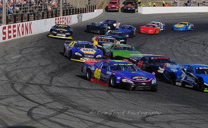 Seekonk Speedway -- 48% off a Family Four-Pack for any Fast Friday or Saturday Night Showdown -- $24