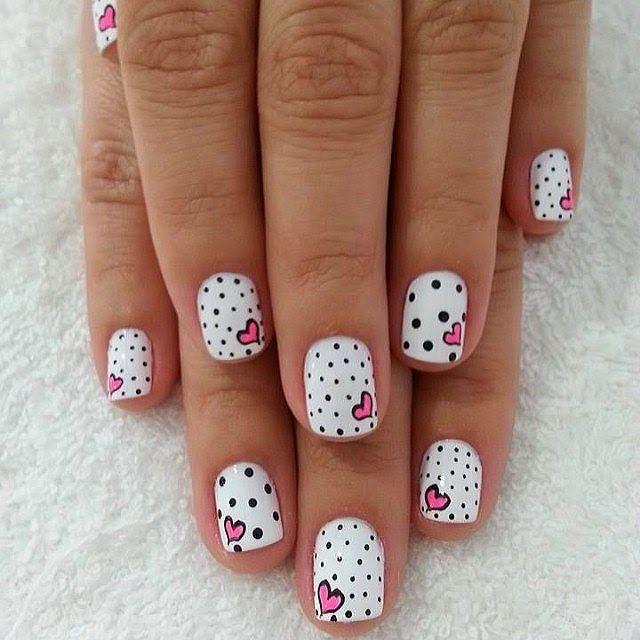 decoracion de uñas facil - Buscar con Google | Uñas | Pinterest ...