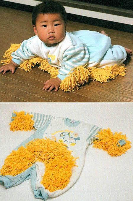 Baby Mop.