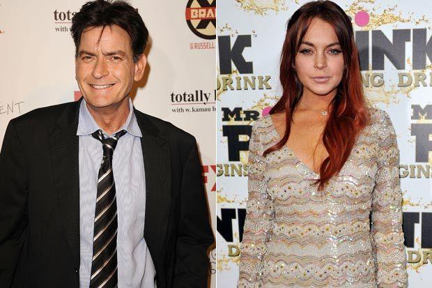 """Charlie Sheen se ha ofrecido para ser mentor de Lindsay Lohan, pero ella ha rechazado su ayuda. El protagonista de Anger Management recientemente pagó 66,000 libras para ayudar a Lindsay a saldar su deuda de impuestos. Luego delcaró: """"Me identifico con alguien que claramente necesita un mentor (…) Si me escucha, ganará; si no, esa es su decisión"""". Ambos se conocieron cuando trabajaron juntos en Scary Movie 5, y la actriz de 26 años luego apareció en un episodio de su show."""