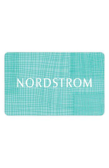 NORDSTROM GIFT CARD Nordstrom Woven Gift Card available at ...
