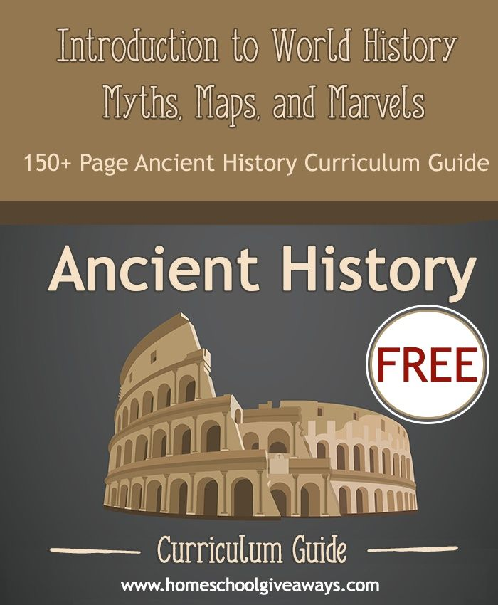 Free ancient history curriculum guide montessori history pinterest free ancient history curriculum guide gumiabroncs Image collections