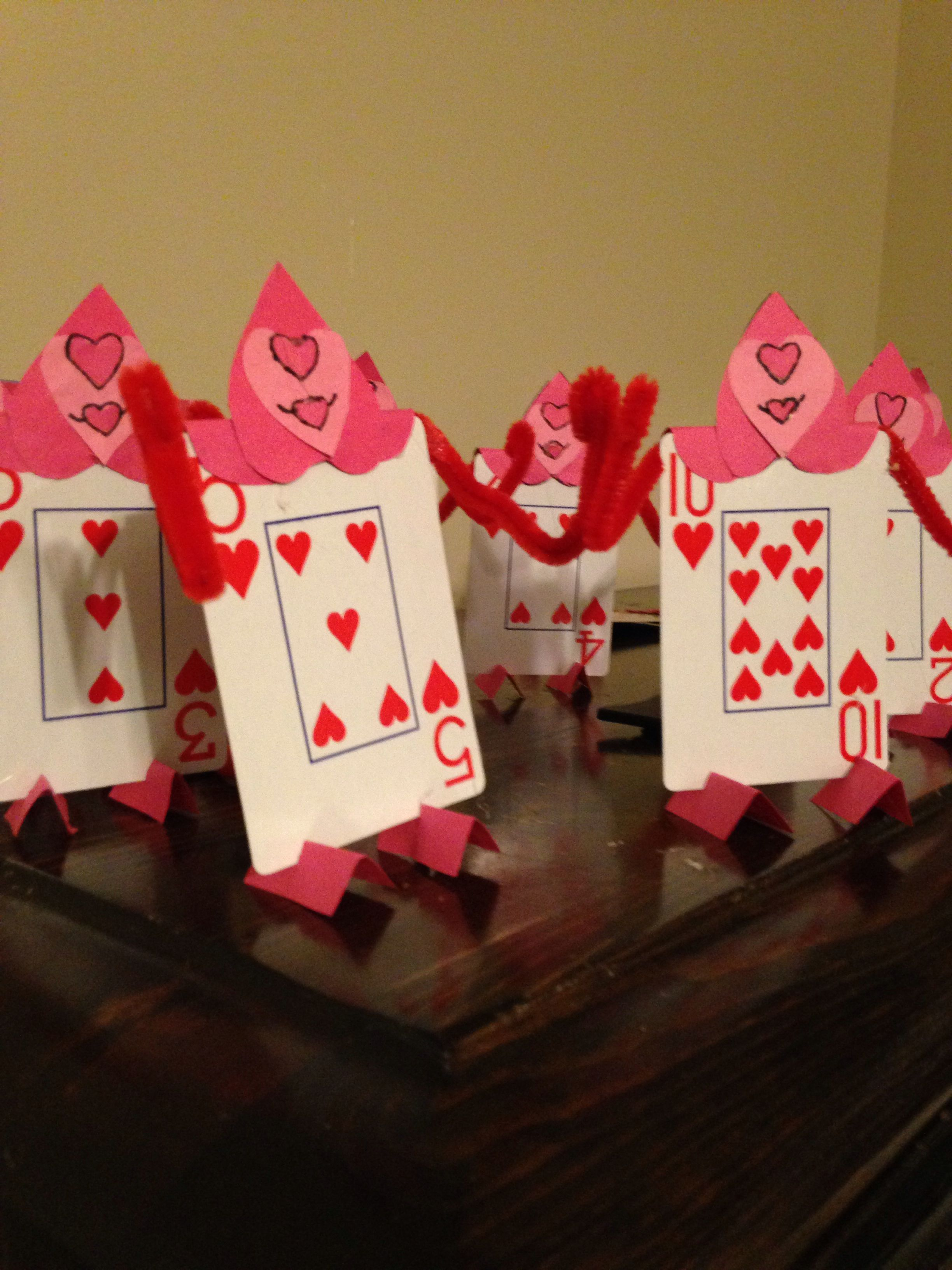 Wonderland Heart Guards