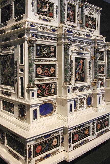 Möbel Augsburg cabinet augsburg c 1660 1670 cabinet kassette
