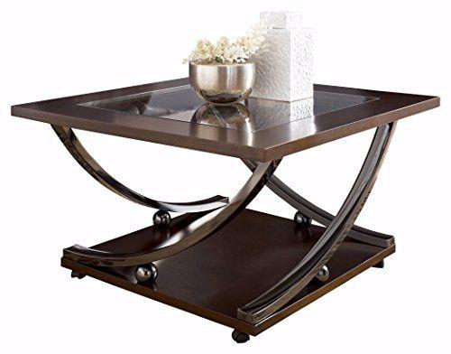 Ashley Furniture Signature Design Rollins Square Coffee Table