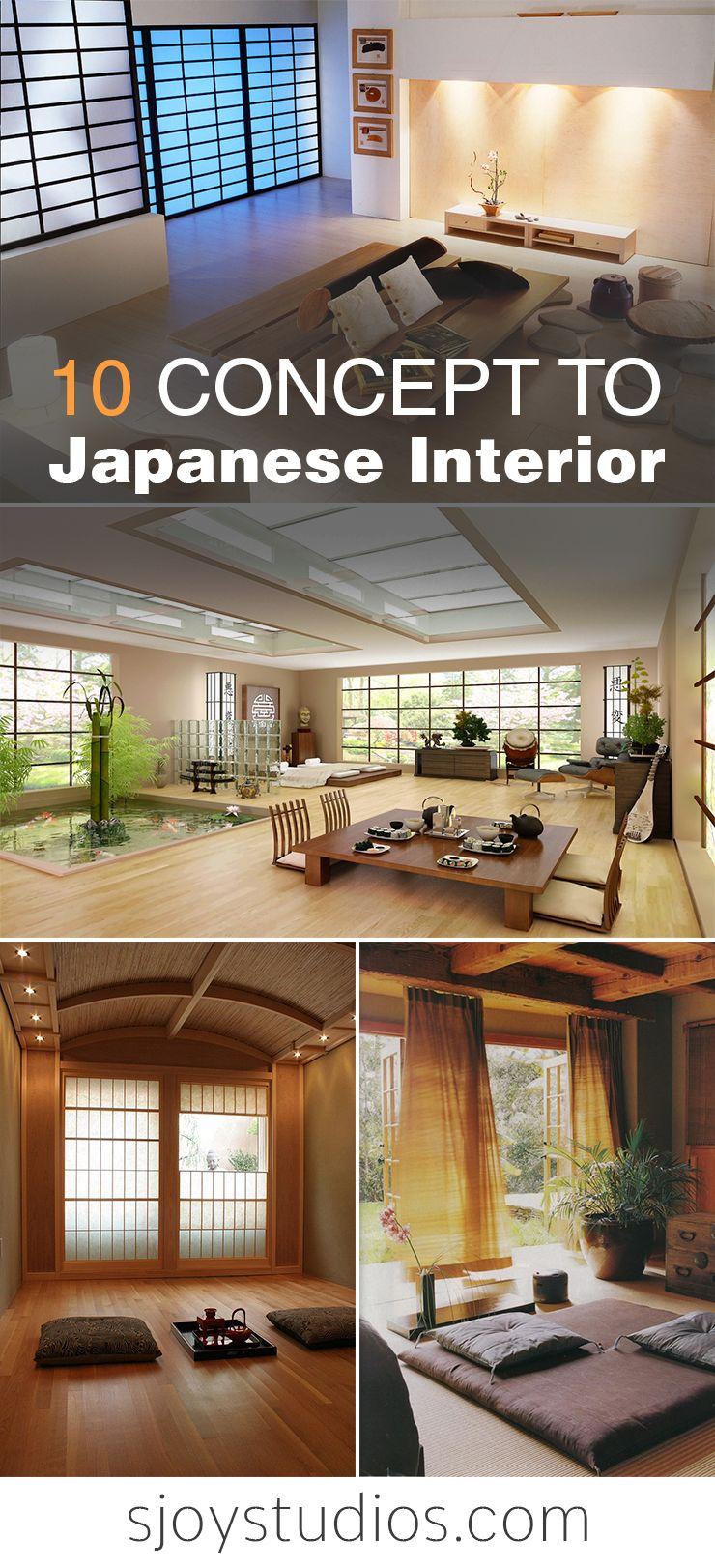 Japanese interior concept interior concept home interior design japanese interior interior designing