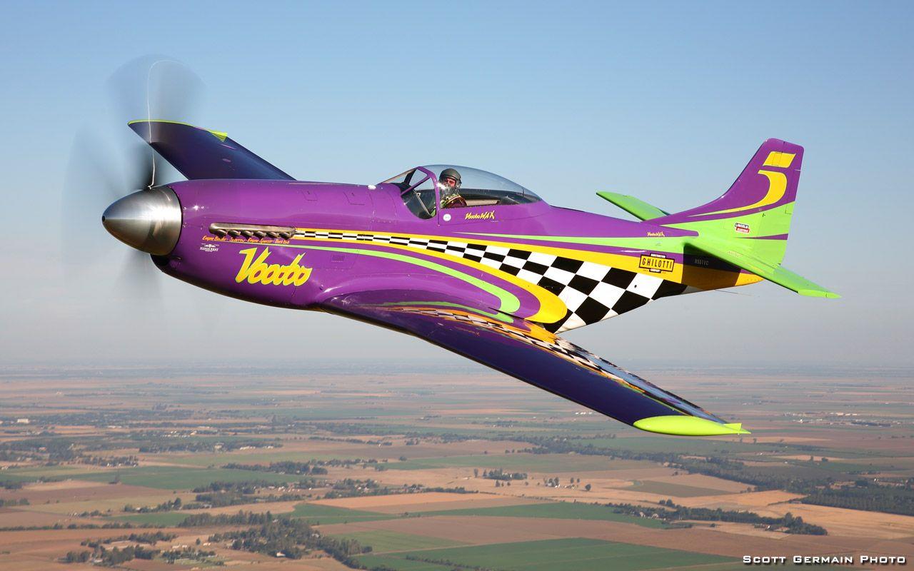 Voodoo Chili P51 Reno air races