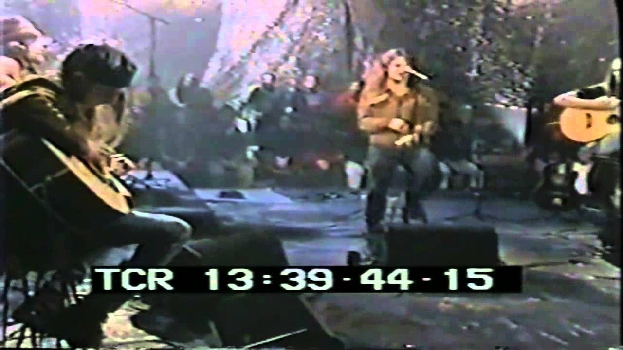 Pearl Jam - Rockin In The Free World MTV Unplugged 1992