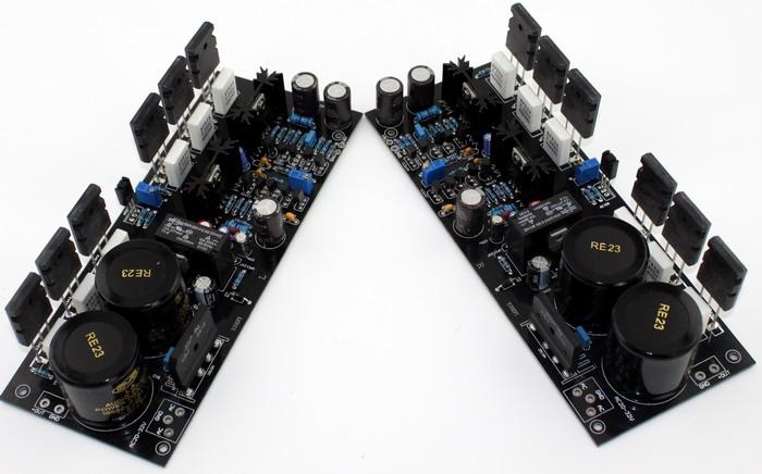 64.60$  Watch now - http://alidly.worldwells.pw/go.php?t=32660780040 - TT1943/TT5200(2X150W) amplifier board/ amplifier board for home aduio amplifier 64.60$