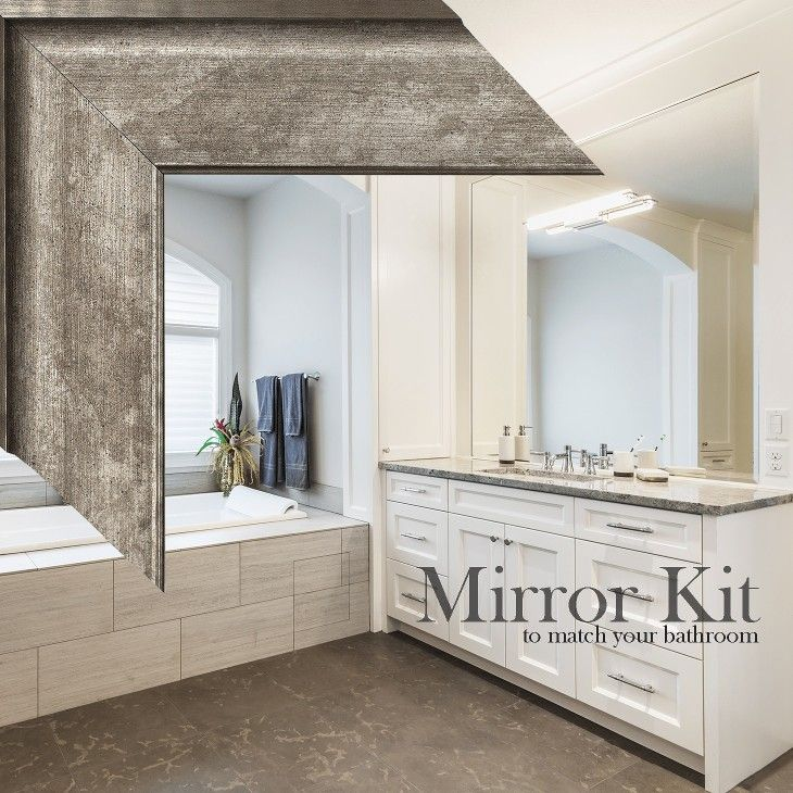 Build your plain mirror a frame within 20 minutes Just send ua your