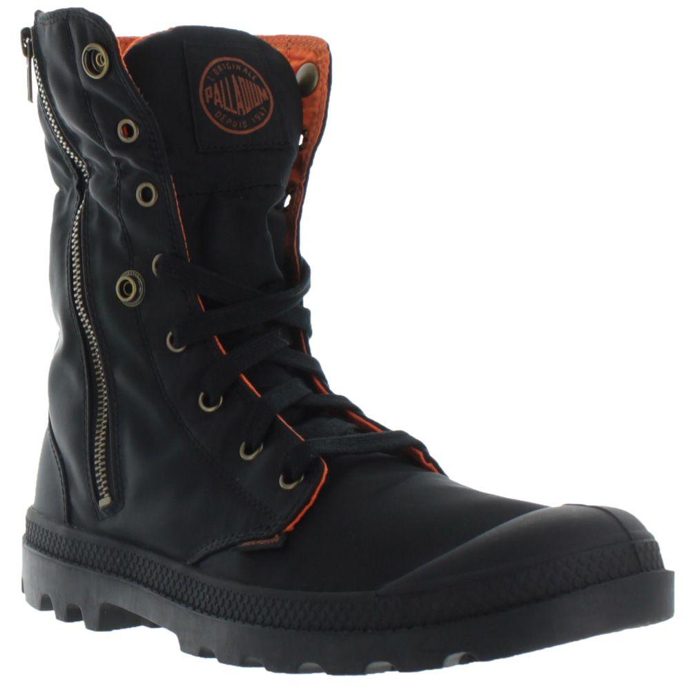 5961d629d4621 Palladium X Alpha Industries Baggy Zip Men's MA-1 Zip Boots Combat ...