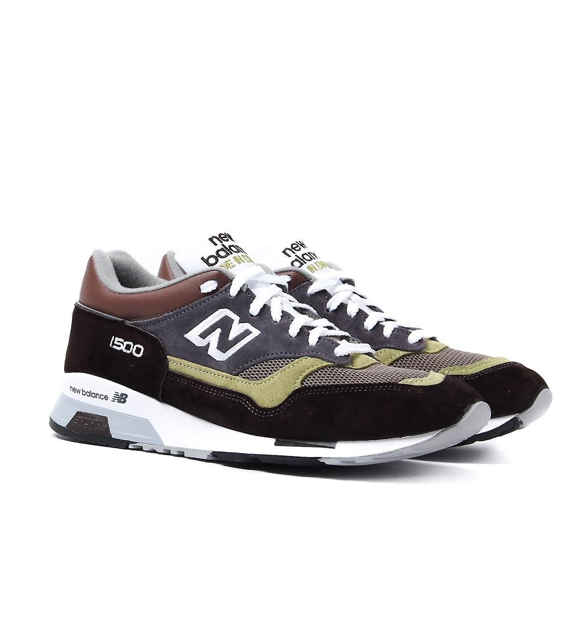 New Balance 1500 Made in England Brown, Green & Grey ...