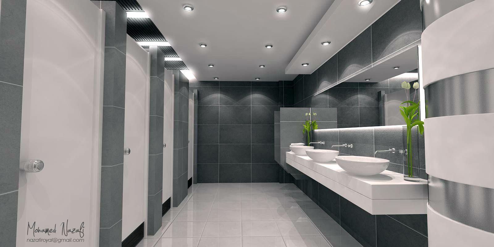 office washroom design. industrial office washroom design
