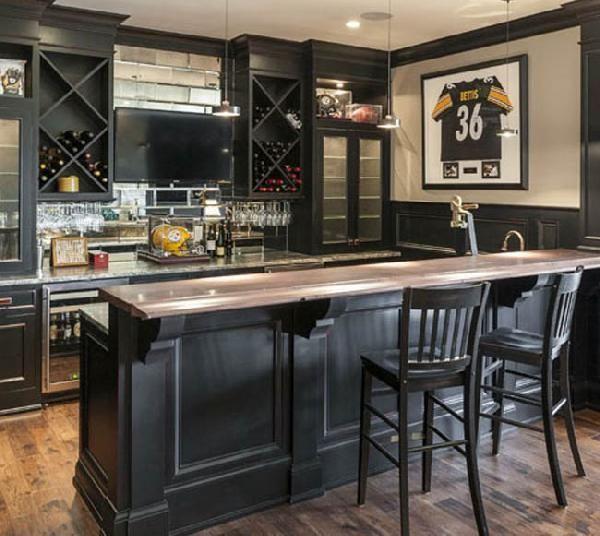 Commercial Bar Design Ideas: Berninger Designs, Residential Commercial Design