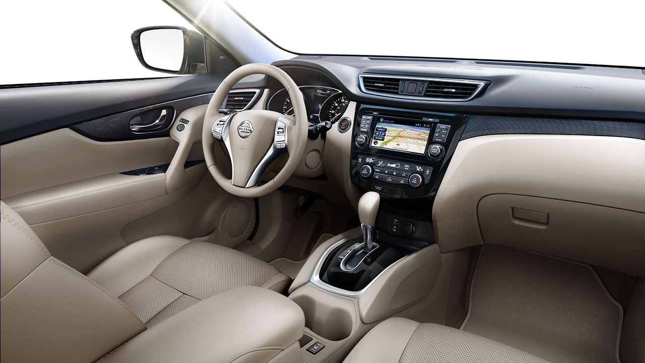 Great Nissan Rogue Interior | 2015 Nissan Rogue Features | Nissan USA Nice Ideas