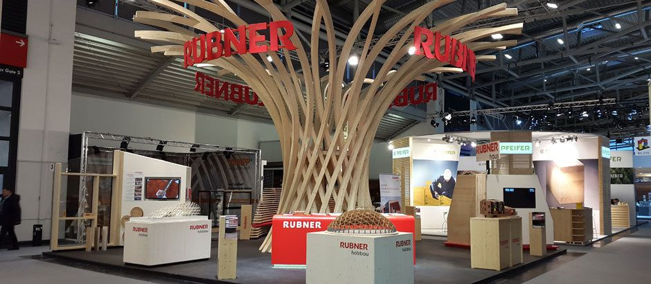Bau 2015 Munchen Rubner Holzbau Die Fuhrende Kompetenz Im Bau