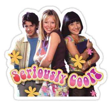 'The Lizzie Gang' Sticker by tbtamp #lizziemcguire