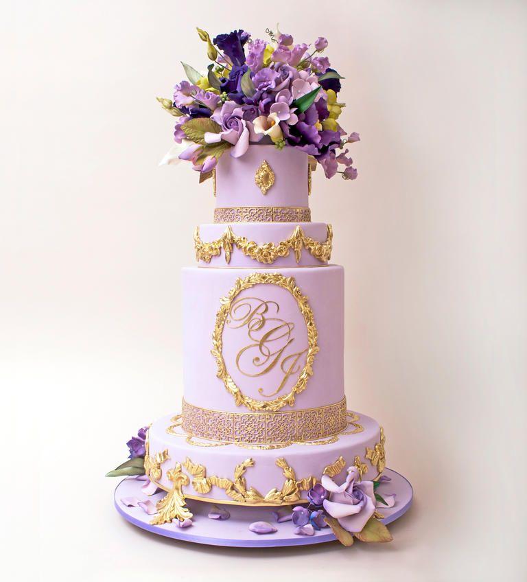 Cake Designer Ron BenIsrael Talks Wedding Cake Trends Ron Ben - Ben Israel Wedding Cakes