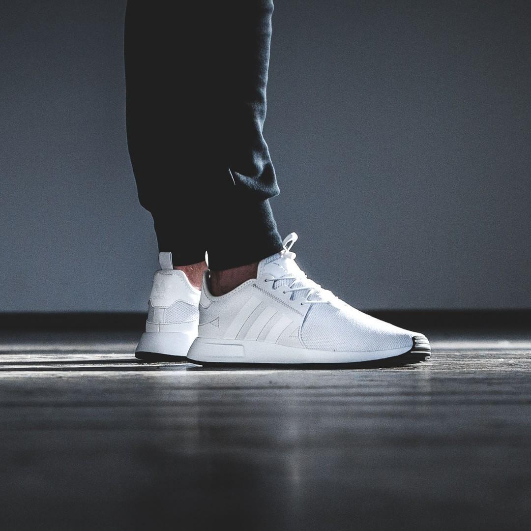 specjalne do butów więcej zdjęć najlepiej sprzedający się Adidas X PLR White | Kicks in 2019 | Adidas, Sneakers ...