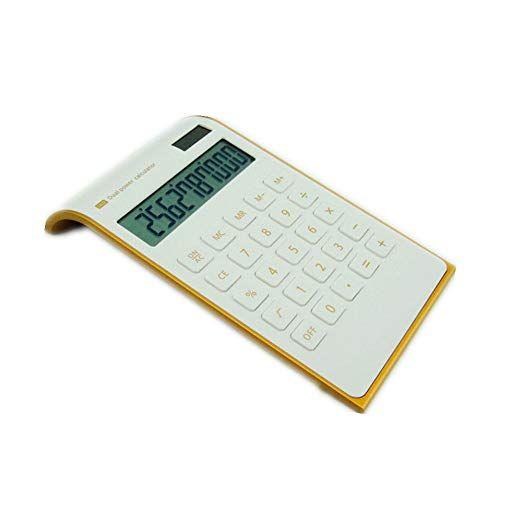 Amazon.com : 【Letitfly】 Calculator, Slim Elegant Design